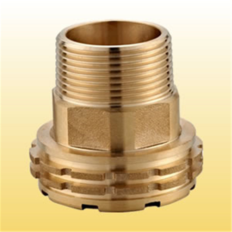 BRASS PPR INJECTION FITTING