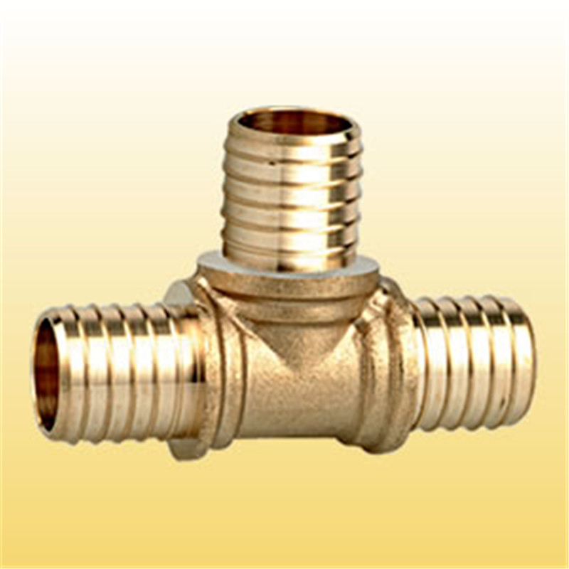 Female Tee Pex Pipe Fittings