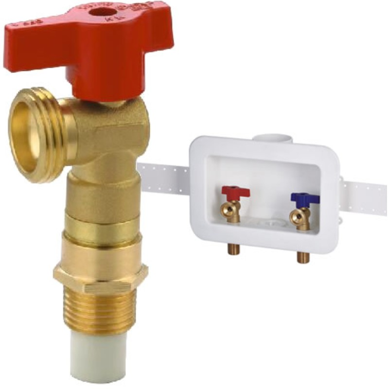 WASHING MACHINE  VALVE WITH  CPVC PIPING